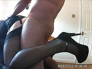 TV Ginger assfucked in Gio FF nylons (Part 2) man (gay) amateur (gay) bdsm (gay)