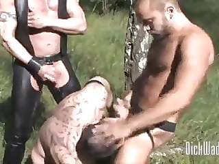 Berlin Piss Pigs Unleashed bareback (gay) bear (gay) fisting (gay)