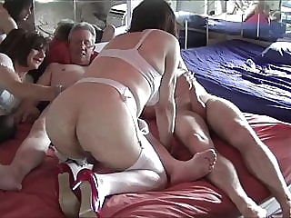 Maria and the cocks 3 amateur (gay) bareback (gay) big cock (gay)