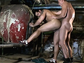Michael Troy drilling bottom bitch asslick (gay) blowjob (gay) gays (gay)