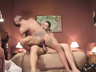 Muscular jocksub sucks off maledom before riding cock blowjob (gay) gays (gay) hunks (gay)