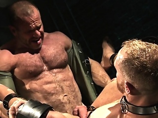 Bondage ripped hunks jizz bdsm (gay) bears (gay) big cocks (gay)