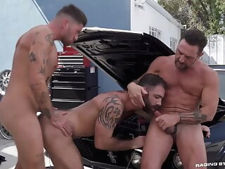 RS - Maximum Torque 4K bareback big cock daddy