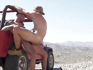 MAXIMUM TORQUE bareback big cock blowjob