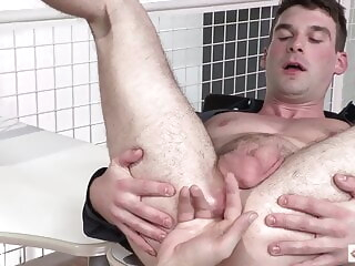 RS - On The Market 2 - Austin Wolf and Dustin Holloway big cock daddy hunk