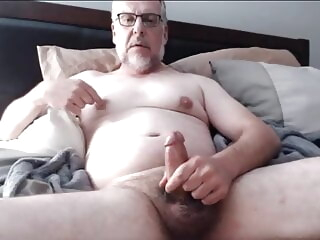 Daddy cums on cam amateur cum tribute daddy