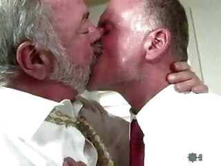 Real Men 27 - Suited For Action bear big cock blowjob