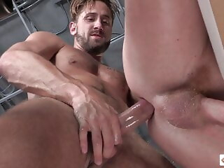RS - On The Market 1 - Johnny V and Wesley Woods big cock daddy hunk