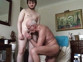 Laabanthony Xmas special 1- not sure black big cock blowjob