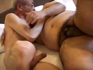 chubby daddy gets fucked gay asian gay bear gay blowjob