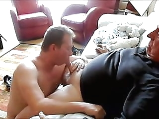 Eric services hot grandpa amateur (gay) blowjob (gay) daddy (gay)
