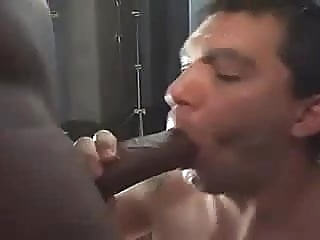 Gay Interracial Bareback Double Penetration black (gay) group sex (gay) interracial (gay)
