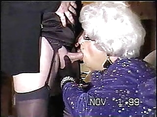 Older crossdressers compilation blowjob (gay) crossdresser (gay) masturbation (gay)