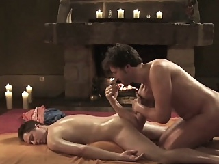 Relaxing Anal Gay Ritual gays (gay) massage (gay) men (gay)